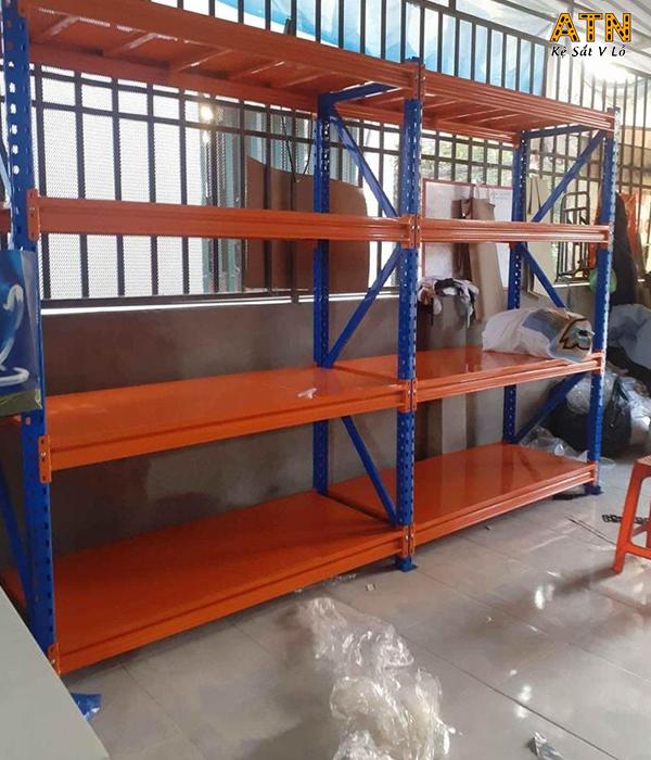 Chọn mua kệ sắt công nghiệp ATN05 giá rẻ, chất lượng