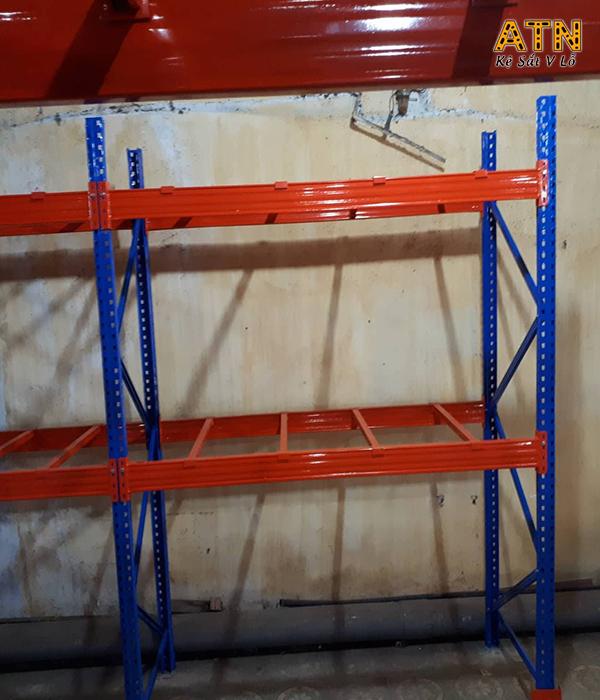 Kệ sắt công nghiệp ATN01 giá rẻ tại TPHCM