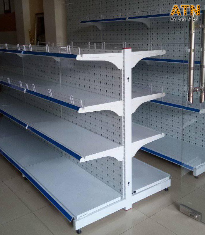 Chọn mua kệ siêu thị uy tín tại TPHCM