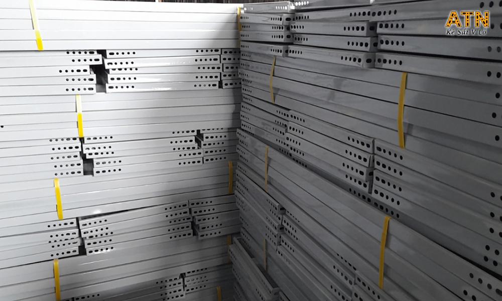 Kệ Sắt ATN chuyên phân phối kệ sắt v lỗ đa năng giá rẻ