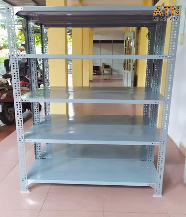 Địa chỉ cung cấp kệ sắt để hàng lắp ghép giá rẻ tại TPHCM